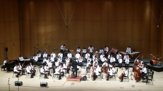 ▲ 혜광브라인드오케스트라가 인천종합문화예술회관서 25일 &lsquo;신년음악회&rsquo; 공연을 한다.<혜광브라인드 오케스트라 제공> <br /><br />