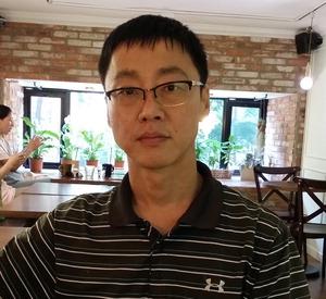 ▲ 이재욱 두리안디바이스 대표.