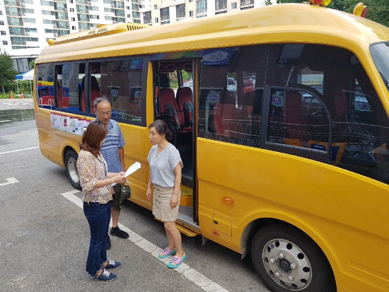 ▲ 남양주시가 내일까지 지역 내 어린이집 390개소 498대의 통학차량에 대한 운영 실태 점검을 실시한다.  <남양주시 제공>