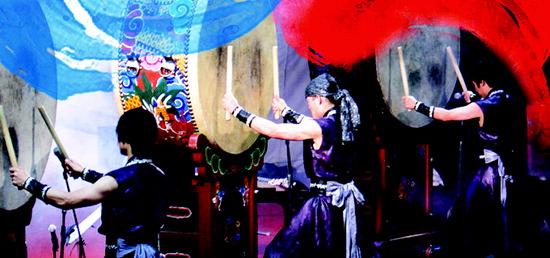 ▲ 15일 안양문화예술재단 '광복기념 음악회'에서 공연을 갖는 한얼국악예술단.