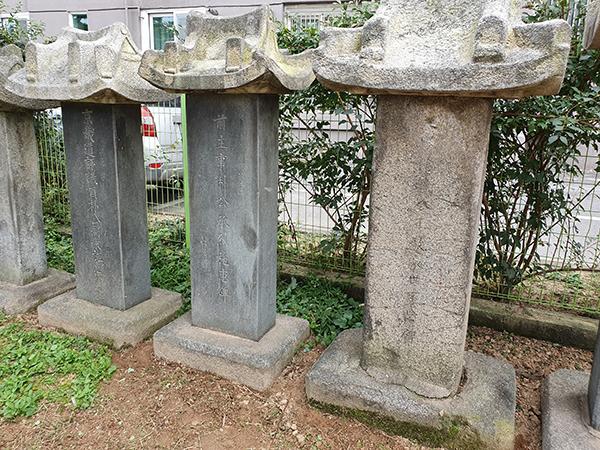안성시 낙원동 낙원역사공원에 있는박필병·박승렬 공적비.