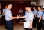 용인경찰서, 우수경찰관들에게 포상