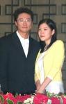 박신양씨, 기자회견 열어 결혼 공식발표