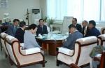 일본 사가현 카미미네정 대표단 방문