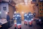 화재경계지구 합동소방훈련