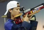 -사격- 이선민, 여자 공기소총 대회2연패