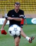 지네딘 지단, 유럽클럽축구 MVP