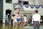 농구에 관심있는 청소년들 모여라