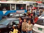 인천 신세계백화점 인근 도로교통 시민안전 위협