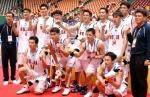 -아시안게임-<농구> 한국, 20년만의 금메달