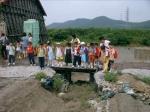용일초교 병설유치원, 환경교육시범유치원 운영결과 보고회