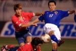 <청소년축구> 정조국, '일본 킬러' 명성