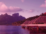 오세아니아 타히티섬