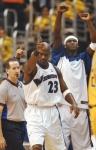 -NBA- 조던 41점 폭발...워싱턴 3연승