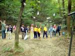 도심속 가을 숲길,장애인과 함께 걸어요!