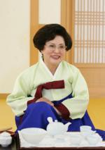 한국차문화협회 이귀례 이사장