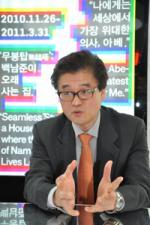 박만우 백남준아트센터 신임관장 인터뷰