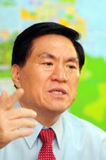 인천시 산업평화대상 강창규 대신철강 회장