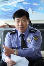 개서 1주년 맞은 평택해양경찰서 구자영 서장