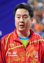 여자복식 우승 이끈 슈즈하오 중국여자대표팀 감독