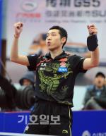 2013코리아오픈탁구대회 남자단식 중국 쉬신