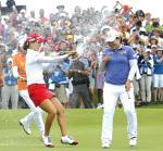 63년 기록이 깨졌다… 골프 전설된 박인비