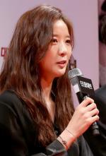 """'더 파이브' 이청아, """"이기우와 열애설 후 촬영장 분위기 달라져"""""""