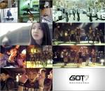 JYP 신인 갓세븐, 'Girls Girls Girls' 뮤비 공개…마샬 아츠 트리킹 '눈길'