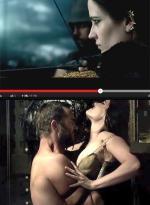 """에바그린 '300:제국의 부활', """"과격한 정사신 찍고 온 몸에 멍…액션 장면보다 힘들었다"""""""