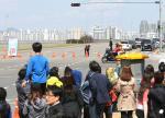 '어벤져스2' 마포대교 철통보안 속 촬영…'CCTV 생중계'도 논란