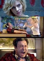 최민식 '루시' 예고편, 스칼렛 요한슨 괴롭히는 악역으로 '미친 존재감'