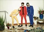 JYJ 새 앨범 'JUST US', 첫 주문물량 12만 장 기록…JYJ 전용 계산대까지 생겨