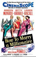 백만장자와 결혼하는 법 - 돈이냐 사랑이냐 그것이 문제로다