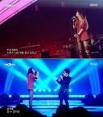 '나는 가수다3' 양파, 파격적인 찢어진 스타킹으로 무대 '초토화'