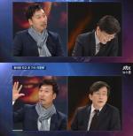 """이문세 손석희, 꽃중년의 훈훈한 만남 """"우리는 아직 청춘이다"""""""
