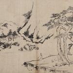 나무그늘 아래서 주거니 받거니 조선시대 선비들 신선놀음 풍경
