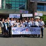 인천 동구, 송림오거리서 불법광고물 정비 캠페인