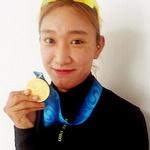 육상 400m 이어 200m까지 신다혜 '개인 최고기록' 金