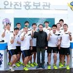 메달 5개 1200점 획득 '성장' 인천 해양스포츠 희망 견인 해양스포츠 희망도 쐈다