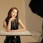셀트리온스킨큐어 SNS 통해 김태희 광고 비하인드 컷 공개