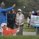 강성훈, PGA 투어 공동 3위 질주