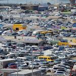 수출중고차 매매단지 난자리 테마파크 등 개발 확대 '목청'