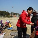 배준영, 지역별 조직 인선 매듭… 백령도·대청도 방문 나서