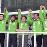 """계양을 후보들 """"부동층 잡아라"""""""