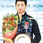 마롱과 풀세트 접전 끝 대회 세 번째 정상 차지