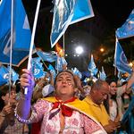 스페인 재총선 중도우파 집권당 승리…과반 의석 확보 실패