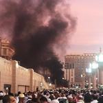 이슬람 성지 등 사우디 연쇄 폭탄테러로 4명 사망