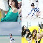 헬로비너스, 9등신 섹시 매력 발산…MV 비하인드컷 공개