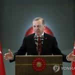 40여명 사망 터키 군부 쿠데타 실패한 듯…에르도안 대통령 복귀