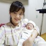 득녀 정가은, 아기 사진 공개…아기 천사와 행복이 가득